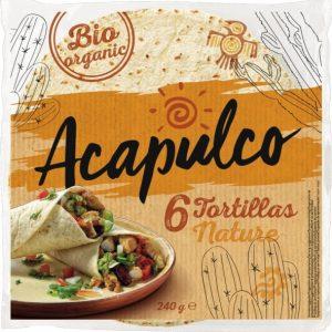 Acapulco Tortilja 240g