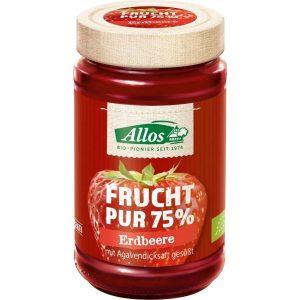 Allos Jagodna marmelada 75% 250g
