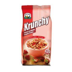 Barnhouse Krunchy granole jagoda 375g