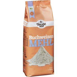 Bauckhof brez glutenska ajdova moka 500g