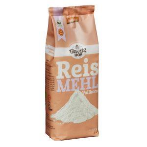 Bauckhof brez glutenska riževa moka 500g