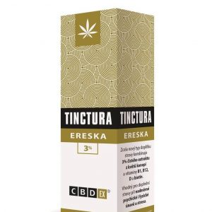 CBDEX Tinktura EMESKA 3%, 10ml