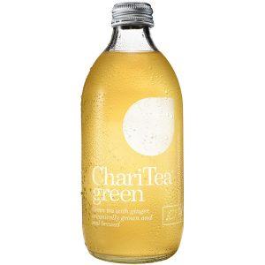 ChariTea Napitek zeleni čaj 330ml