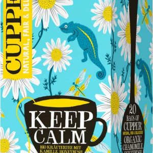 "Cupper Čaj ""Keep calm"" 35 g"