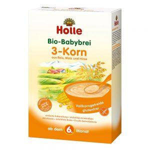 Holle Bio Kaša 3 zrna 250g