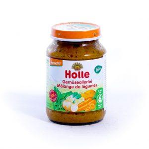 Holle Bio Kašica zelenjavna 190g