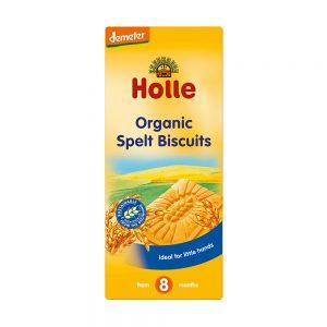 Holle Bio Pirini piškoti za otroke 150g