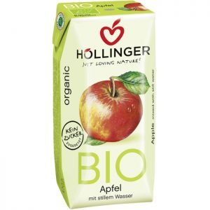 Hollinger Sadni sok jabolko 200ml