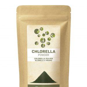 Planet BIO Chlorella alge v prahu 100g