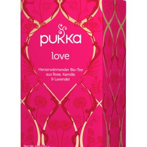 Pukka Čaj Love 20x1,7g
