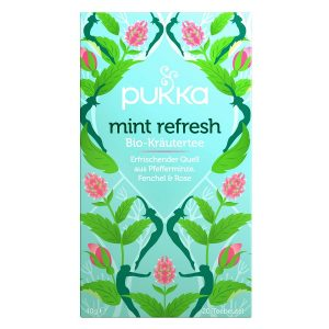 Pukka Čaj Mint refresh 20x1,7g