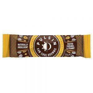 Pulsin Tablica slana karamela arašidi 35g