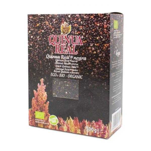 Quinua real Bio črna kvinoja 500g