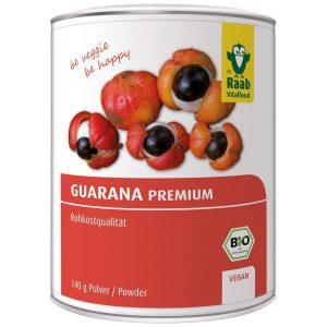 Raab Vitalfood Guarana premium 140g