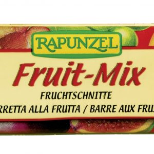 Rapunzel Sadna ploščica Fruit mix 40g