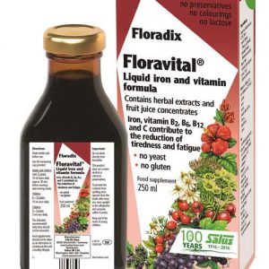 Salus Floradix Floravital 250ml