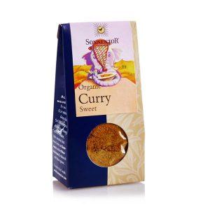 Sonnentor Curry sladki 50g