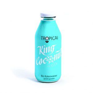 Tropical Kokosova voda 350ml