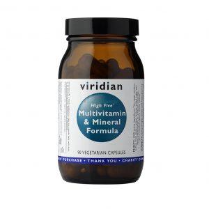 Viridian Multivitamin mineralna formula 60 kap