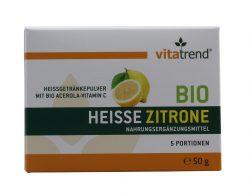 Vitatrend Vroči napitek limona 5x50g